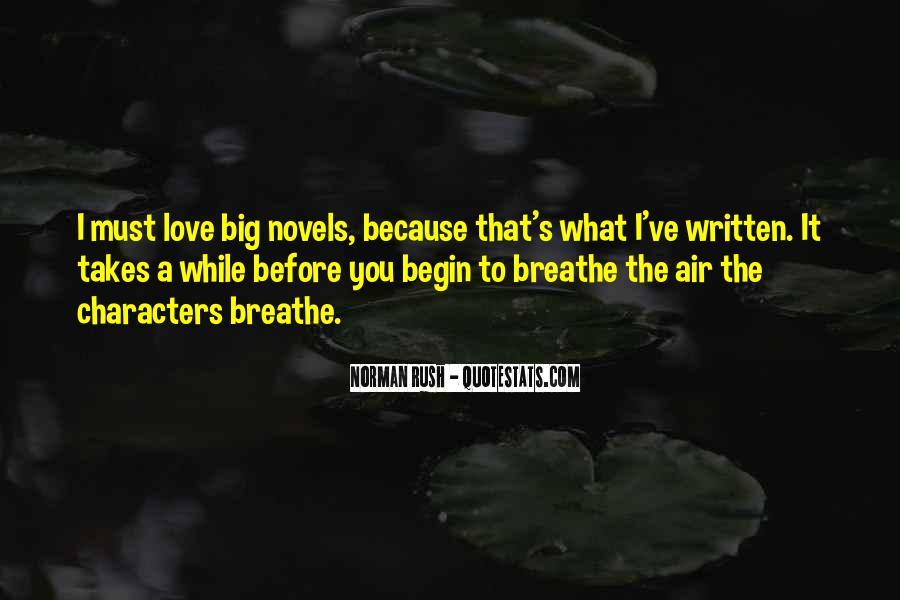 Air I Breathe Quotes #478909