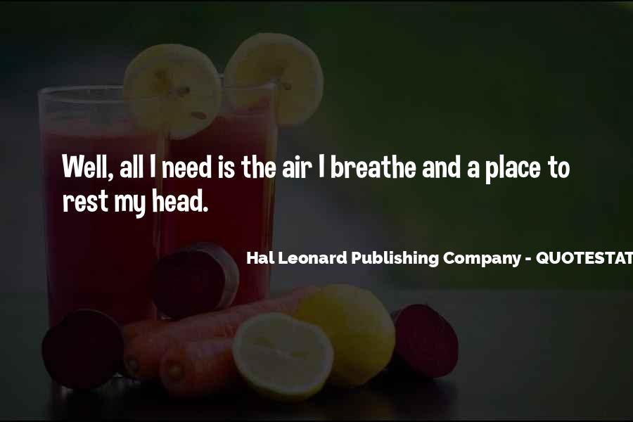 Air I Breathe Quotes #493000