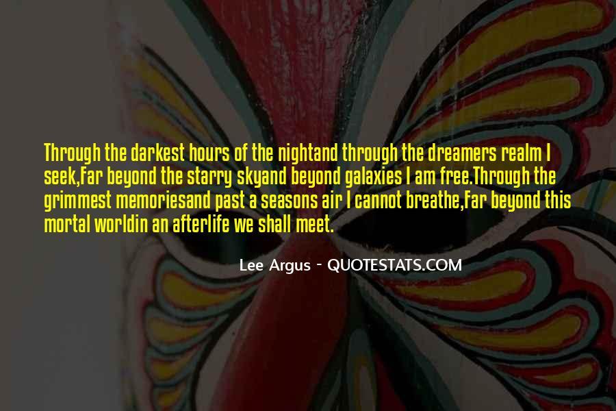 Air I Breathe Quotes #808817