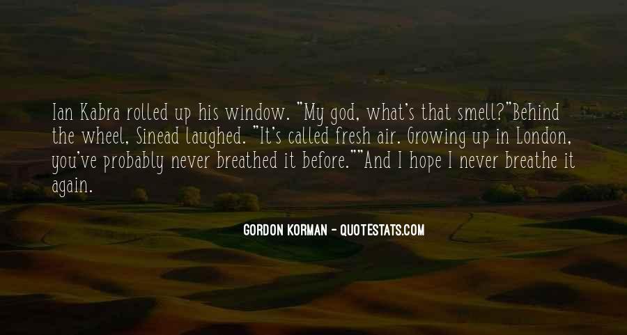 Air I Breathe Quotes #924482