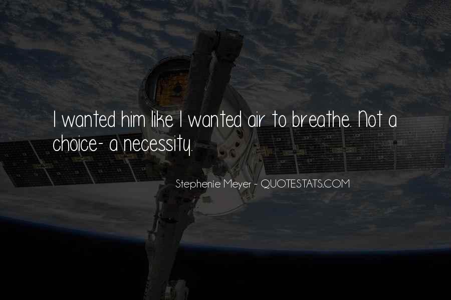 Air I Breathe Quotes #925692