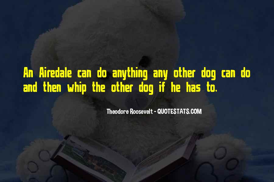 Airedale Quotes #803415