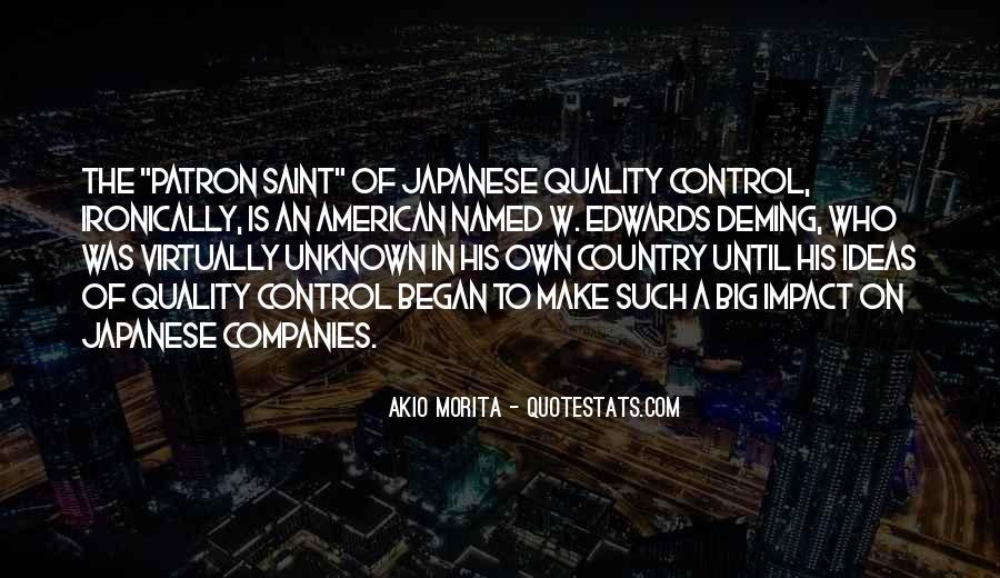 Akio Morita Best Quotes #1155350