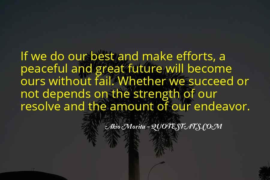 Akio Morita Best Quotes #1352315