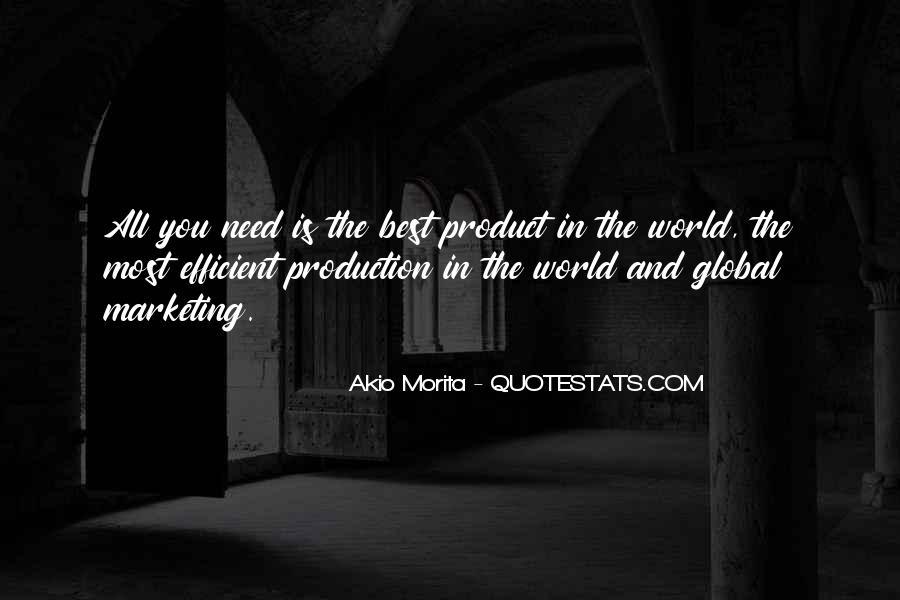 Akio Morita Best Quotes #1594778