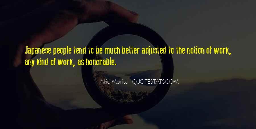 Akio Morita Best Quotes #316457