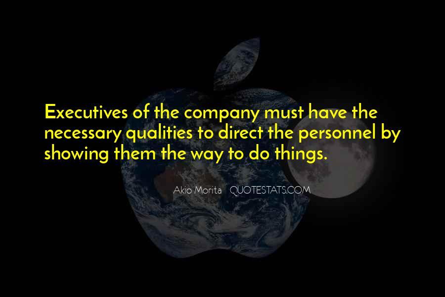 Akio Morita Best Quotes #37705