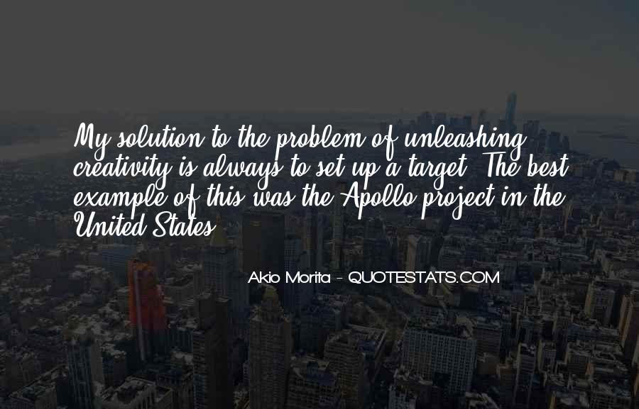 Akio Morita Best Quotes #406544