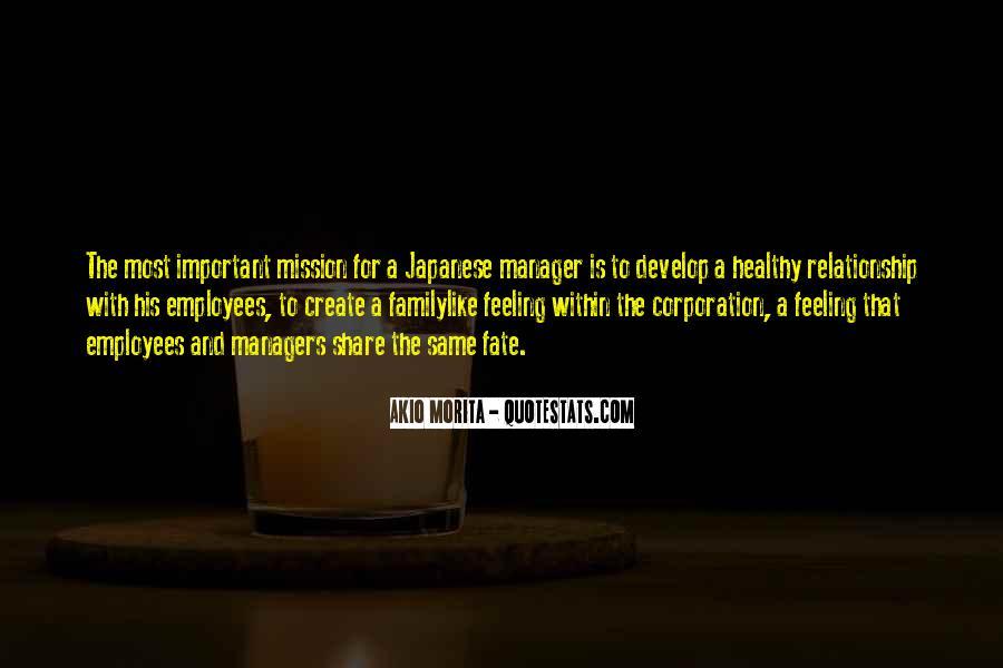 Akio Morita Best Quotes #570193