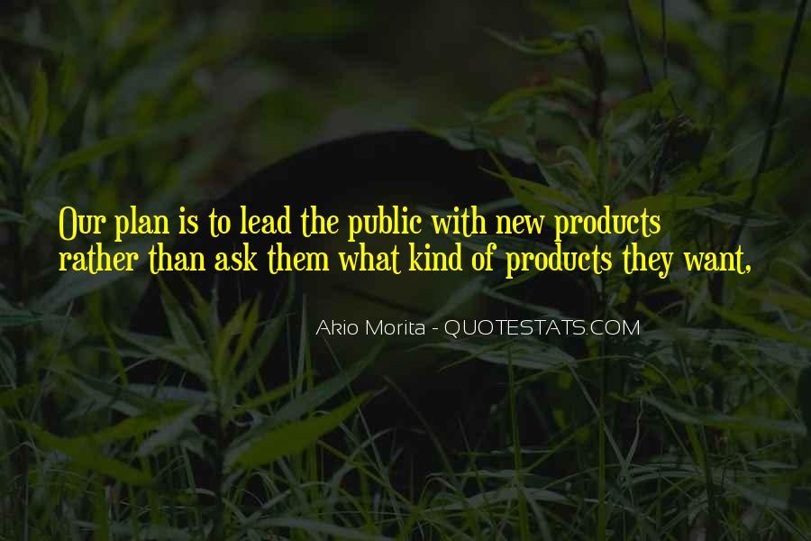 Akio Morita Best Quotes #736329