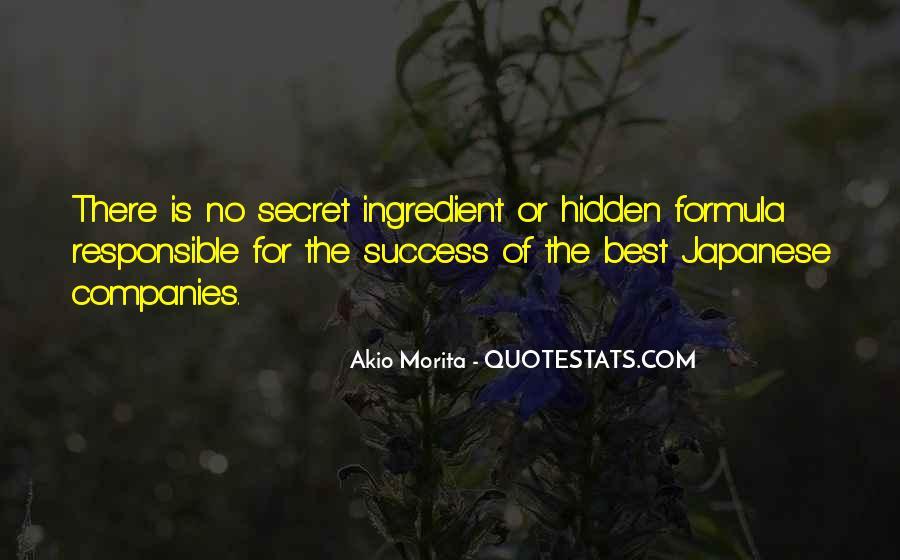 Akio Morita Best Quotes #776631