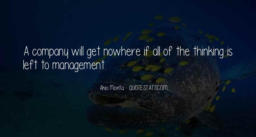Akio Morita Best Quotes #998