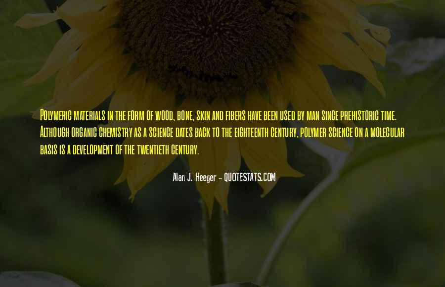 Alan Heeger Quotes #228356