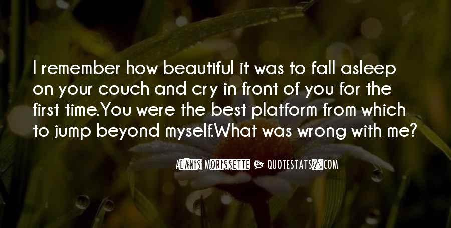 Alanis Morissette Song Quotes #1265358