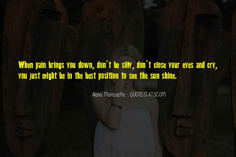 Alanis Morissette Song Quotes #448047