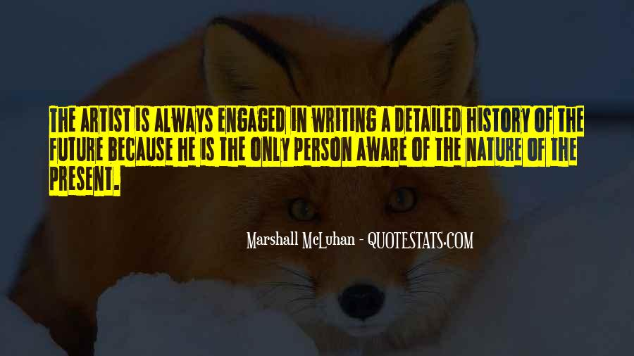 Quotes About Nature Writing #189061