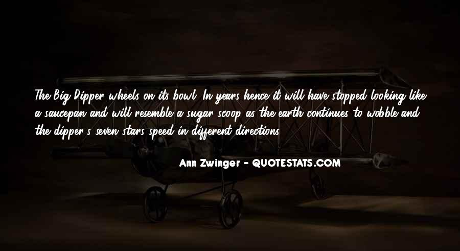 Quotes About Nature Writing #237178