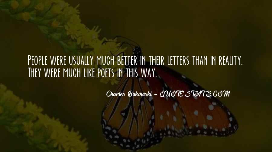 Quotes About Nature Writing #595950