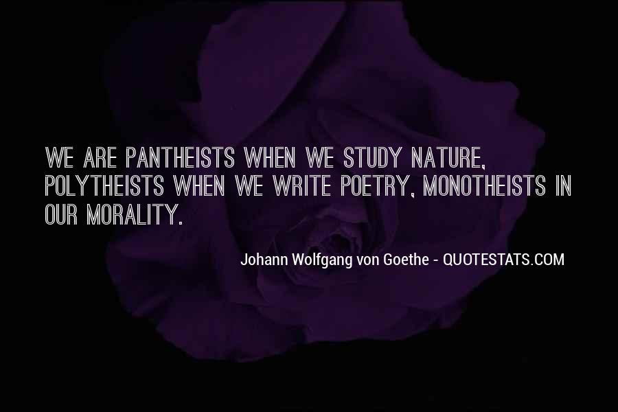 Quotes About Nature Writing #873582