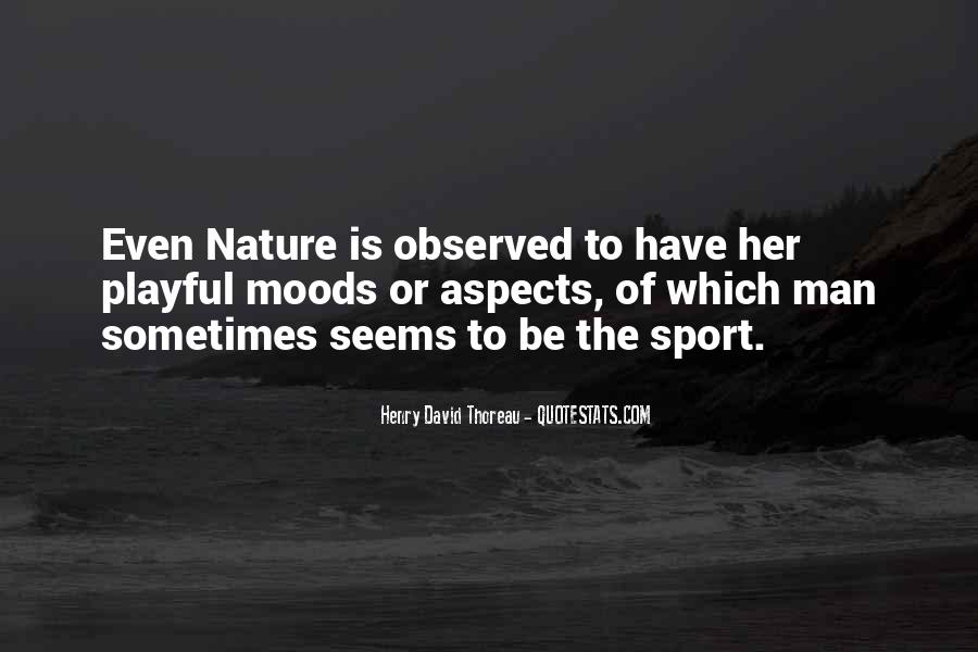 Quotes About Nature Funny #1227617