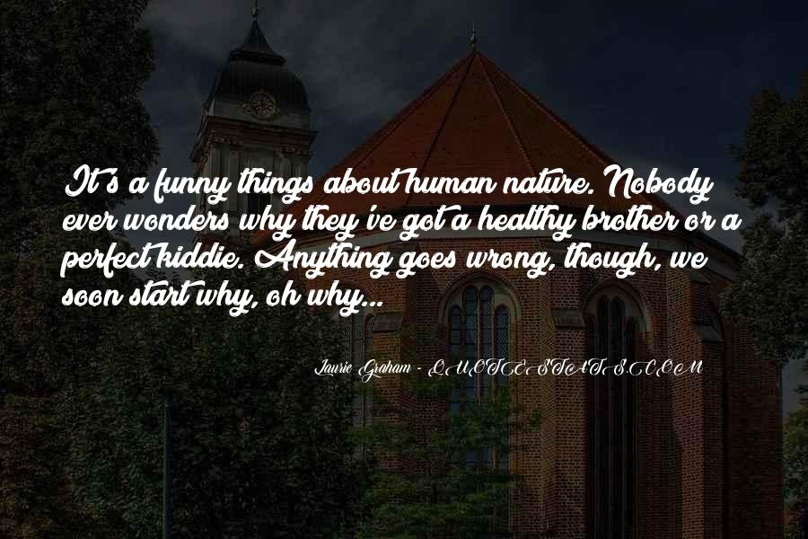 Quotes About Nature Funny #889201