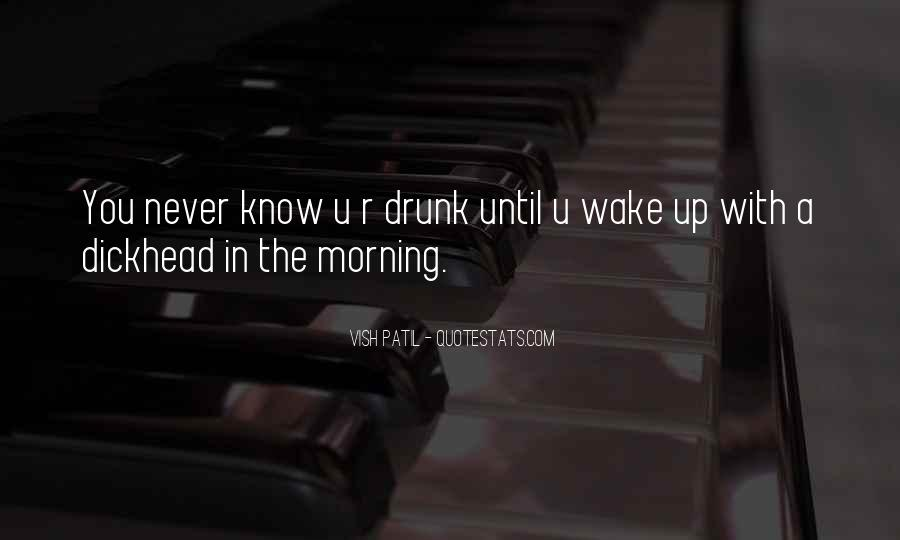 Alcoholic Drinking Quotes #1478549