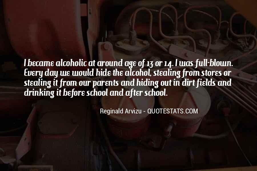 Alcoholic Drinking Quotes #1751555