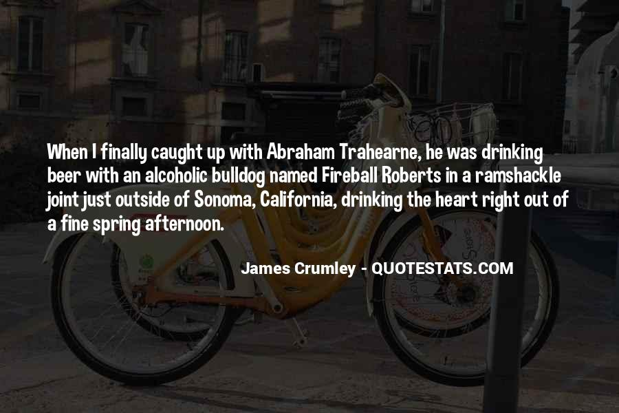 Alcoholic Drinking Quotes #378167