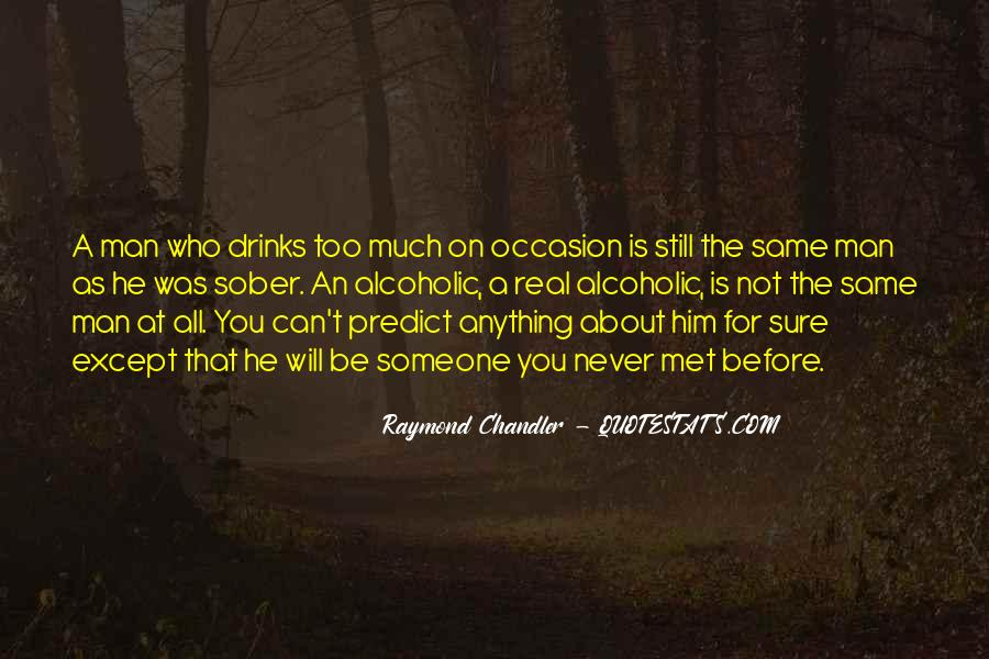 Alcoholic Drinking Quotes #895654