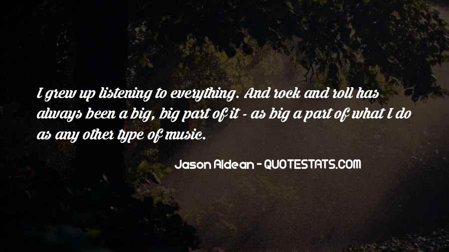 Top 83 Aldean Quotes: Famous Quotes & Sayings About Aldean