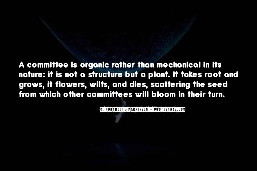 Quotes About Nature And Flowers #1368295