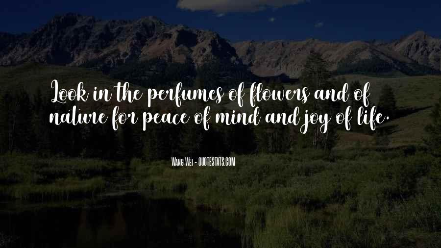 Quotes About Nature And Flowers #331295