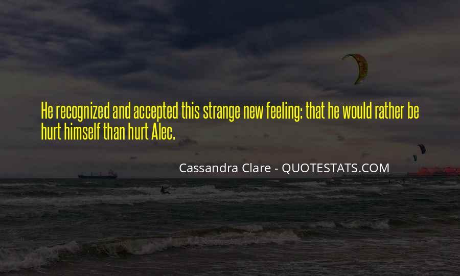 Alec Magnus Quotes #1420701