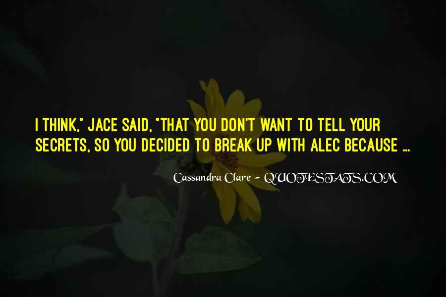 Alec Magnus Quotes #590679