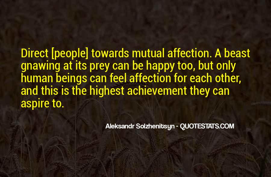 Aleksandr Solzhenitsyn Love Quotes #877035