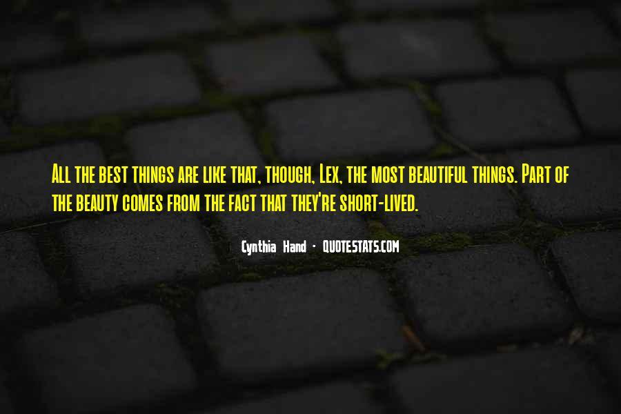 Alex Lora Quotes #1283435