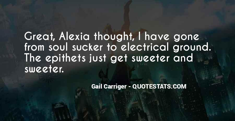 Alexia Tarabotti Quotes #1196026