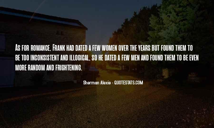 Alexie Sherman Quotes #245090