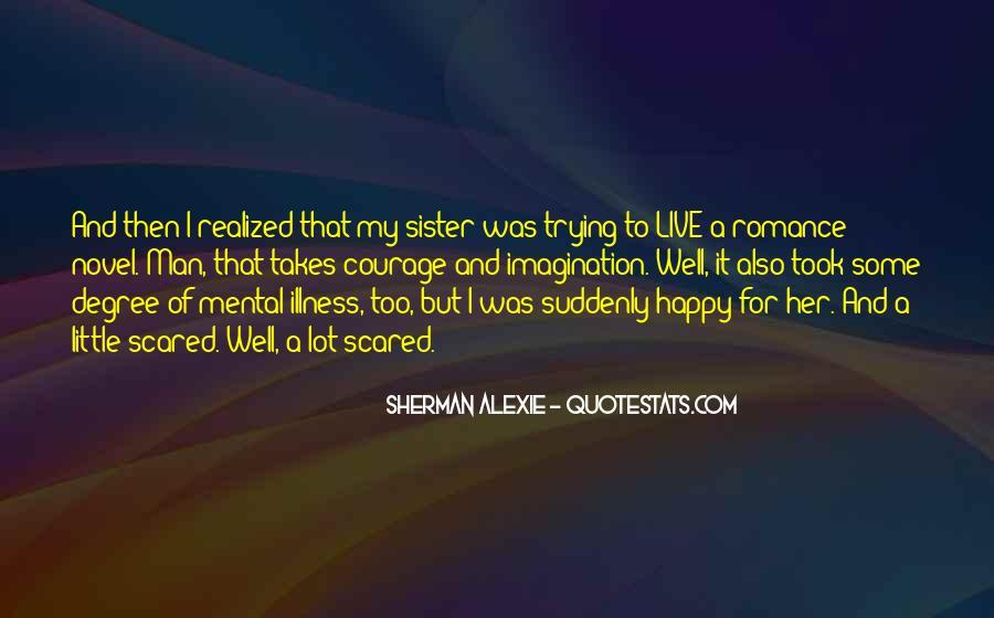 Alexie Sherman Quotes #330173