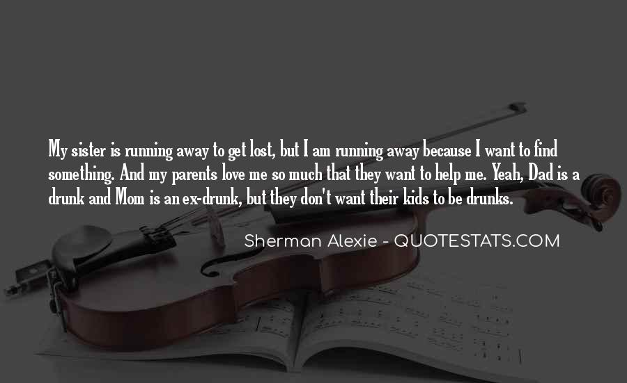 Alexie Sherman Quotes #78744