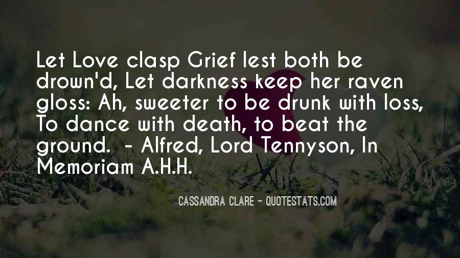 Alfred Lord Tennyson In Memoriam Quotes #628045