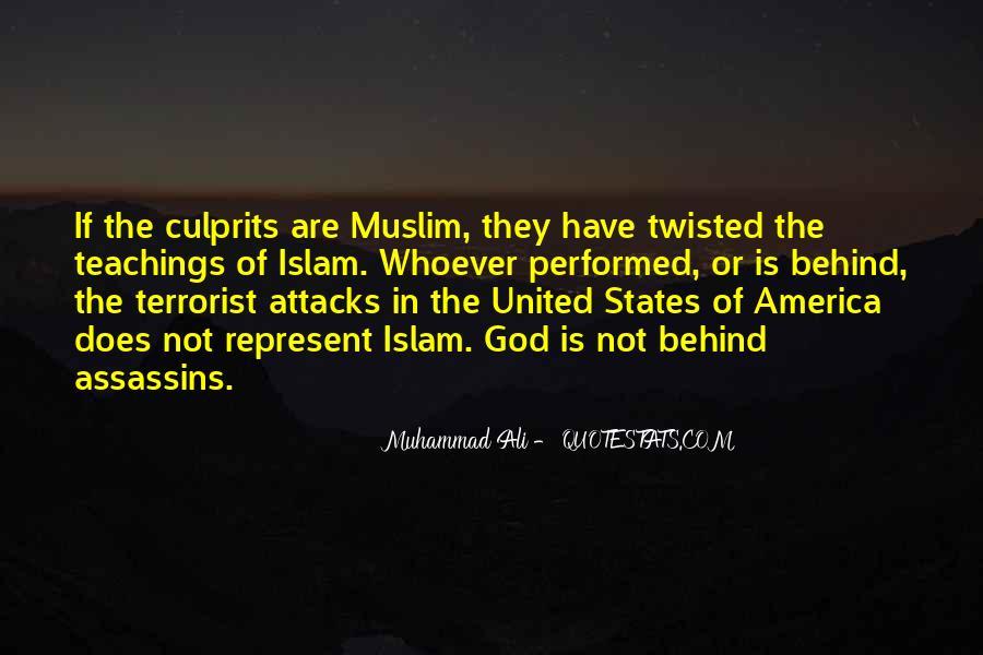 Ali Muhammad Quotes #119542