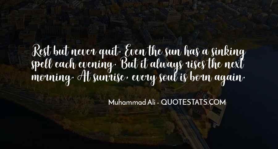 Ali Muhammad Quotes #1381