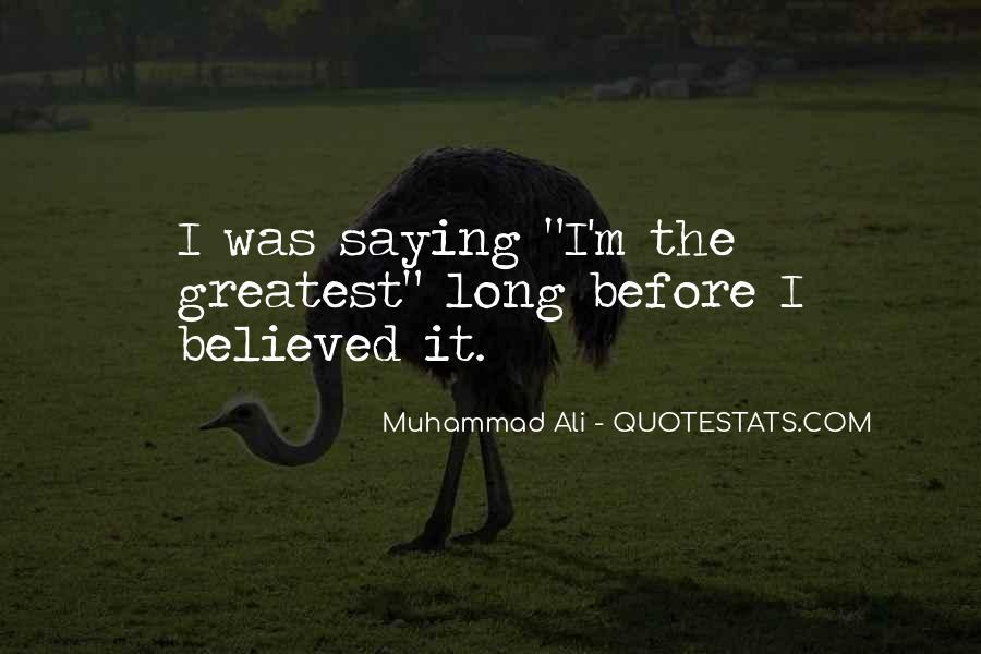 Ali Muhammad Quotes #171667