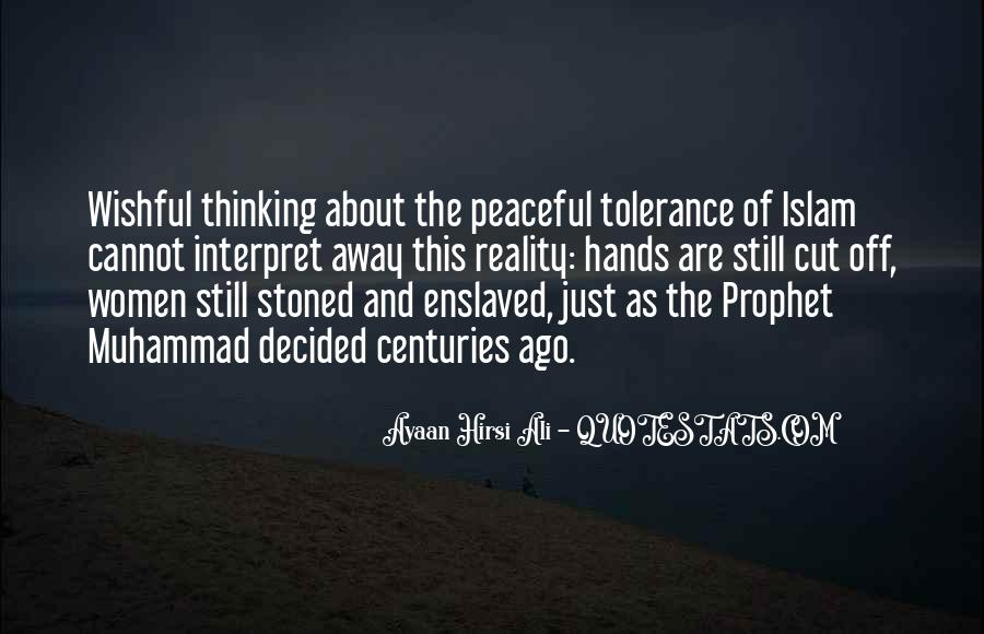 Ali Muhammad Quotes #195671