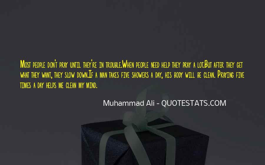 Ali Muhammad Quotes #204210