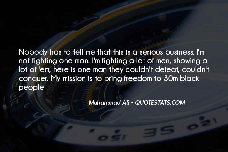 Ali Muhammad Quotes #216551