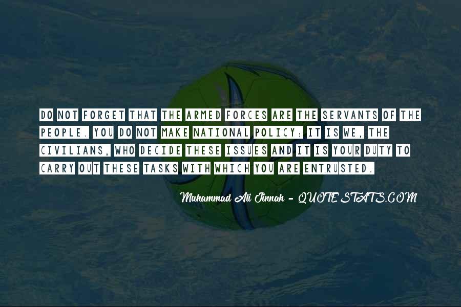 Ali Muhammad Quotes #222759
