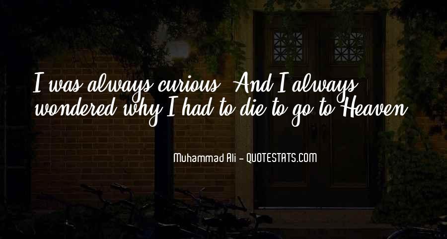 Ali Muhammad Quotes #22985