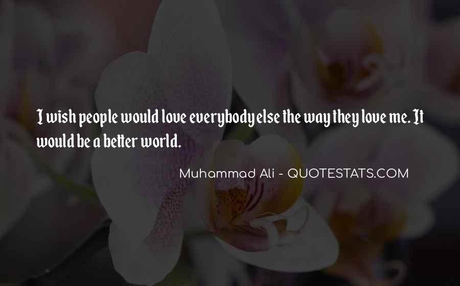 Ali Muhammad Quotes #240881